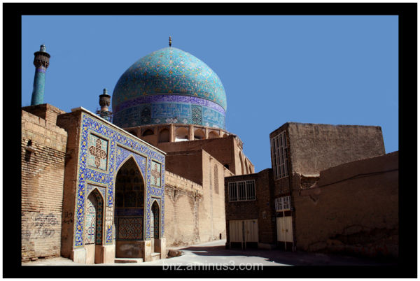 Imam Mosque in Isfahan