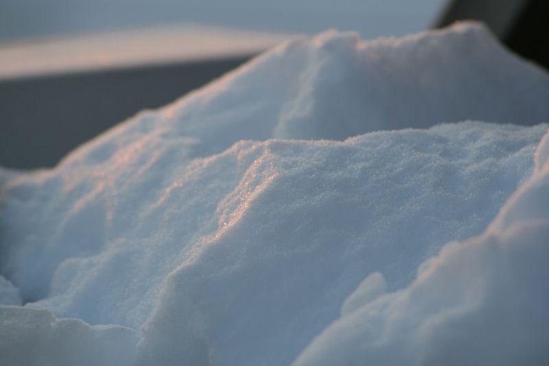 snow neu nieve morning mati mañana