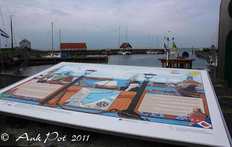 Harbour of Hindeloopen