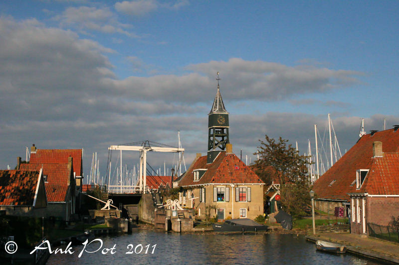 Floodgate of Hindeloopen
