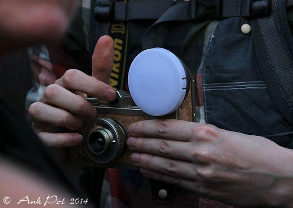 La Sardina Nikon