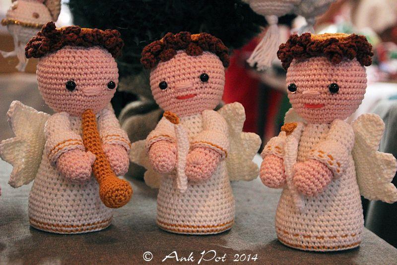 angels engelen crochet haakwerk