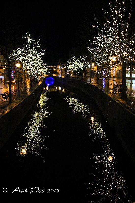 reflection of lights