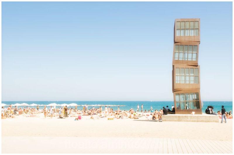 Playa de Barcelona / Barcelona Beach