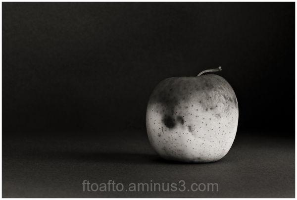 Una manzana / An apple
