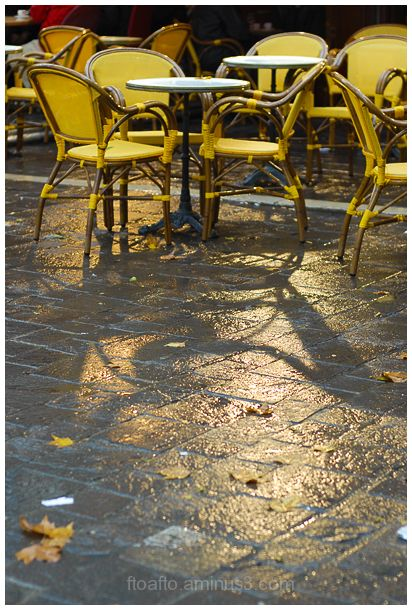 Octubre lluvioso / Rainy October