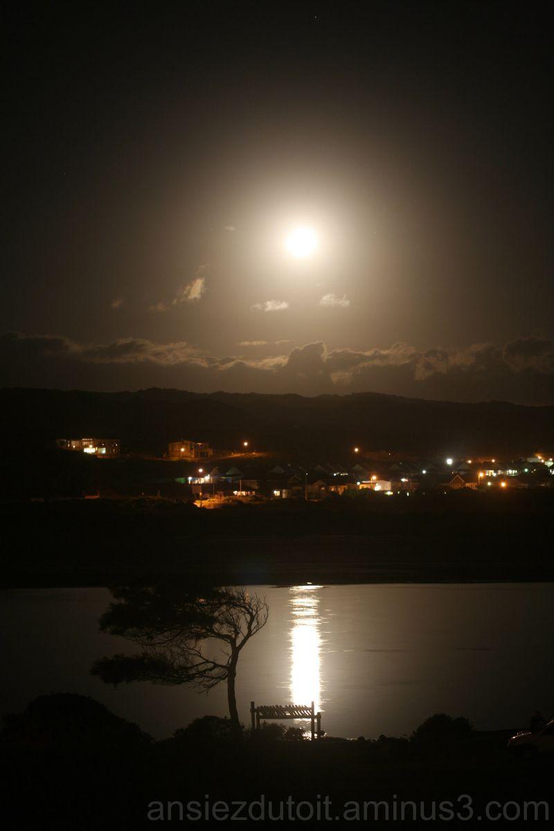 Stilbaai at night