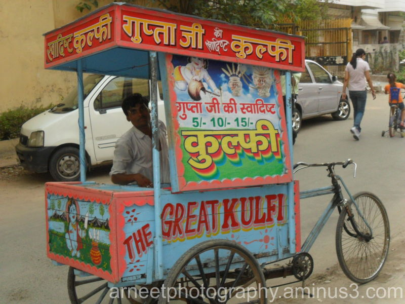 yes,  the GREAT-GREAT kulfi......