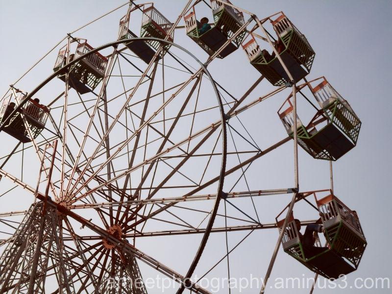 giant wheel.....