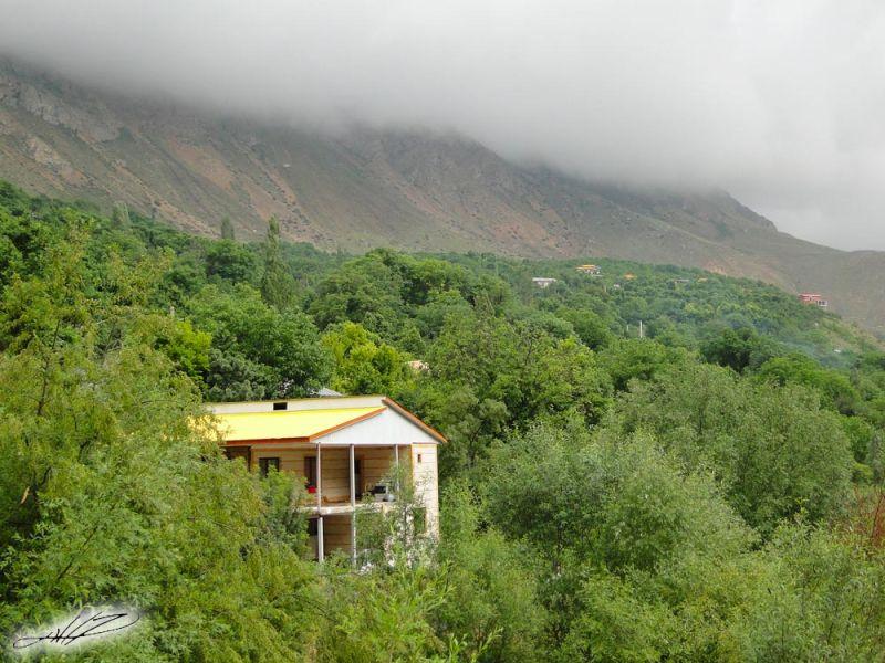Cloudy Villa