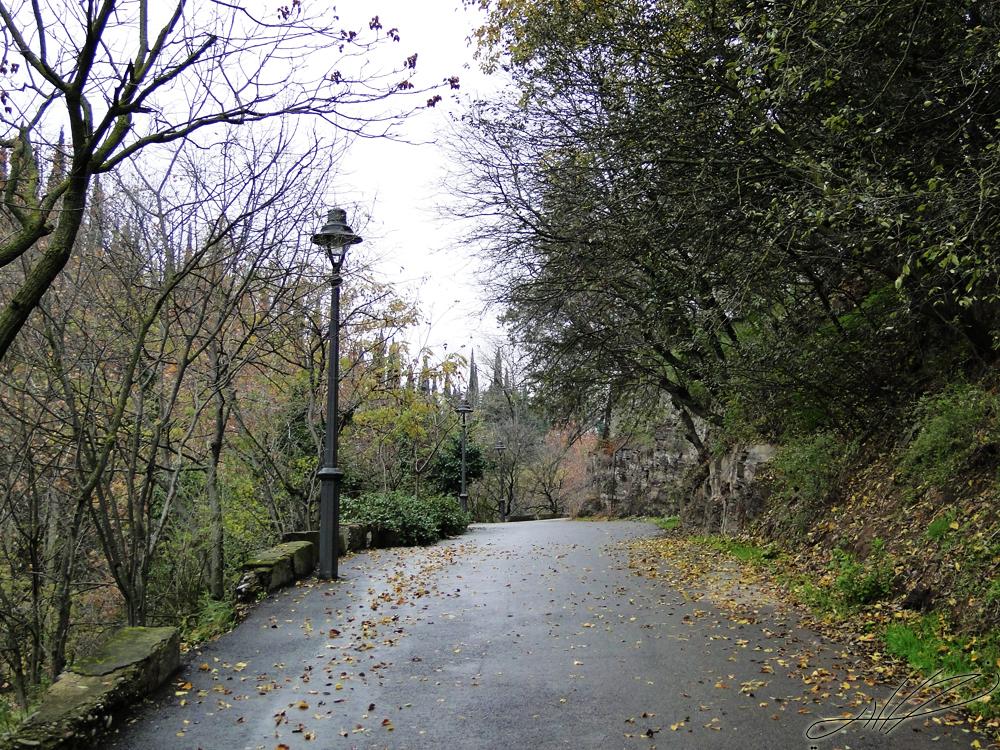 walk park