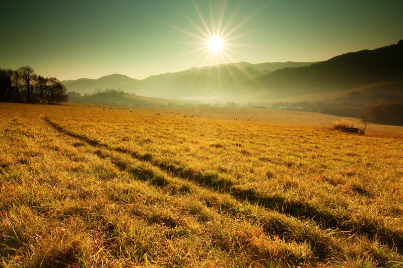 slnko nad lukou v sulove november