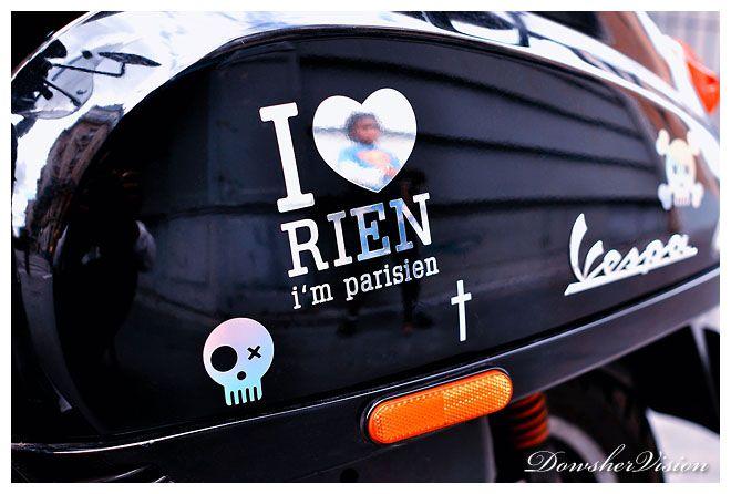 Mode Replay 02 - I Love Rien I'm Parisien