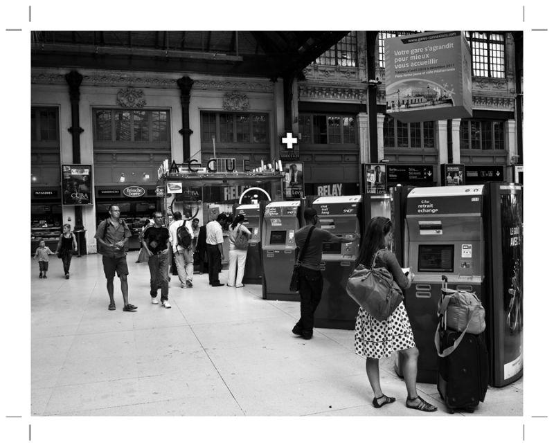 Ma gare de Lyon : Cherche un ailleurs