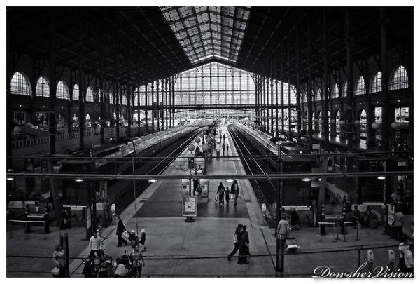 Ma Gare du Nord Aussi ;) (2)