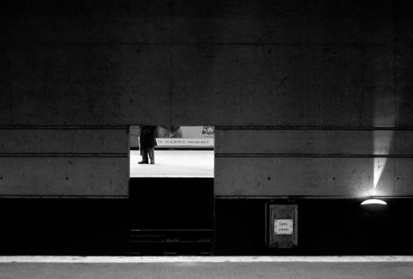 Ma gare du Nord