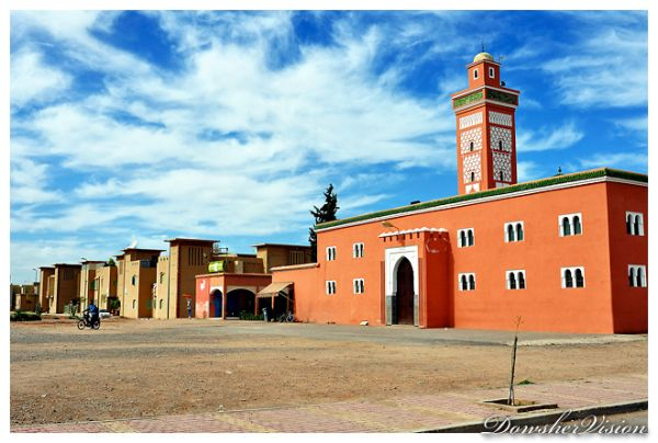 Village entre La Palmeraie et Marrakech