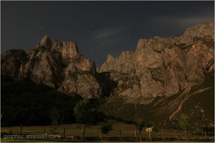 Sleeping mountains (Picos de Europa - Spain) - P