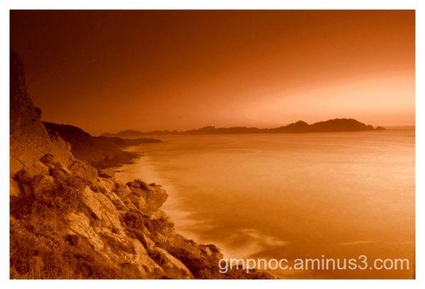 Cies Islands (Galicia) - P