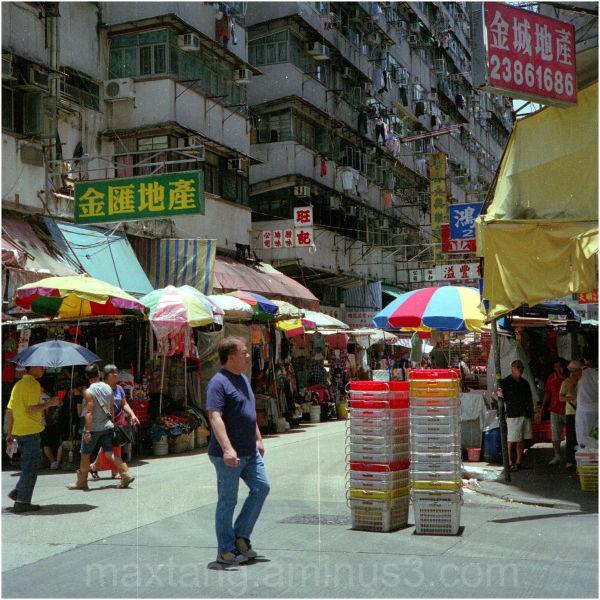 By Rollei XF 35 ( Sham Shui Po. HK )