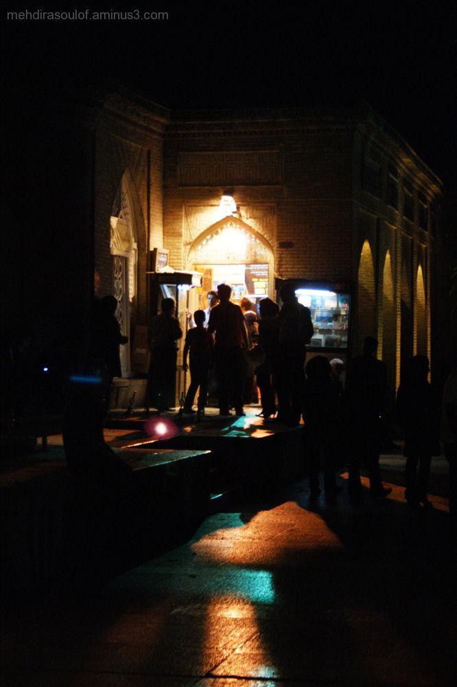 Hafez Tomb, Shiraz, Fars, Iran
