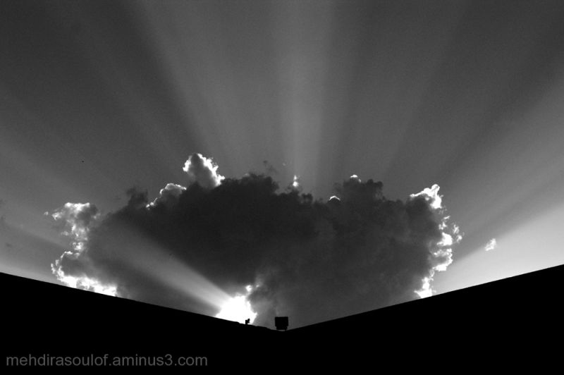 Cloud, Shiraz, Fars, Iran