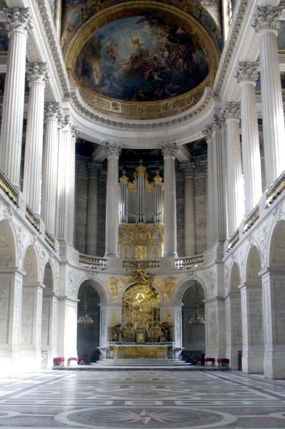 Louis XIV prayer zone