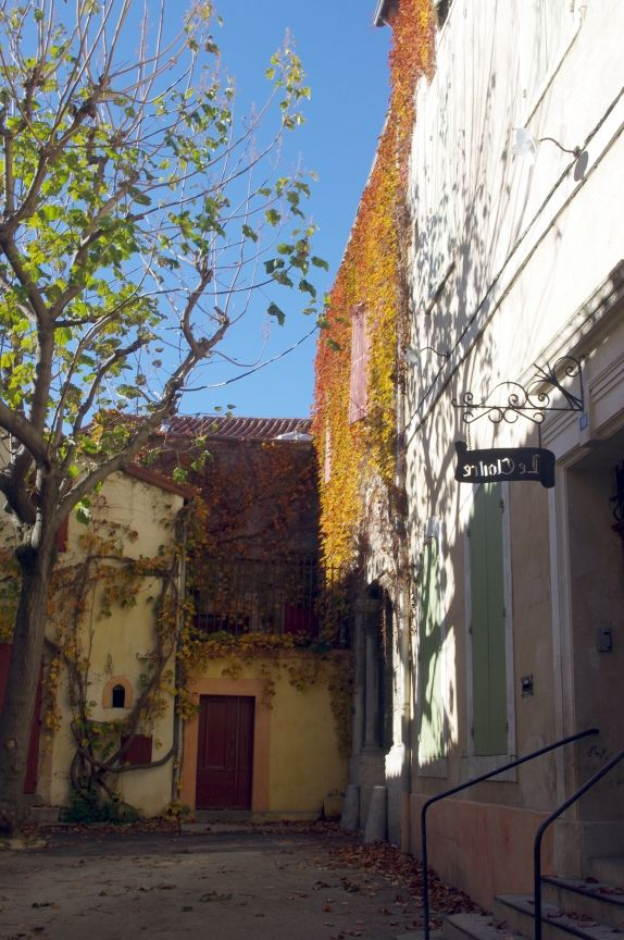 A tucked away corner in Arles