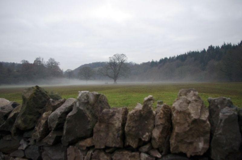 Welsh fog