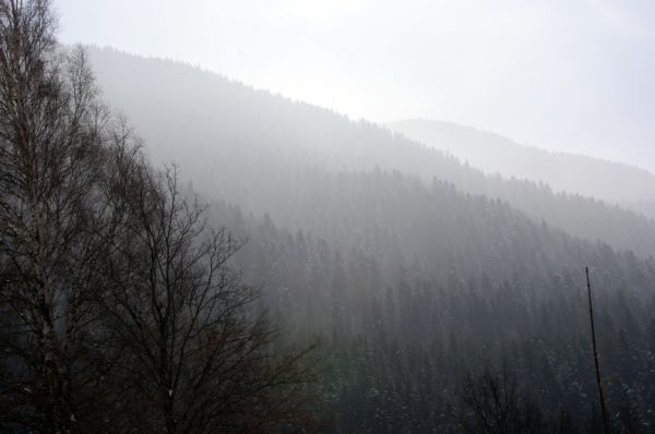A glimpse into the hills of Bulgaria