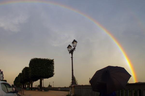 Un soir d'été à Pau (64000)