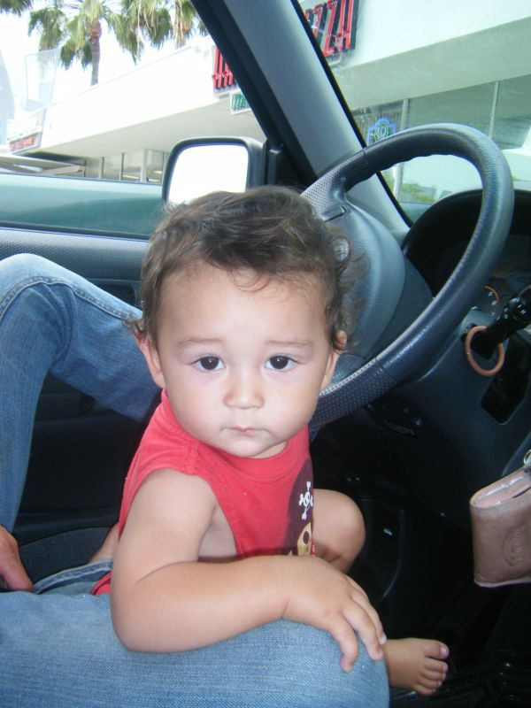Wanna drive with me?