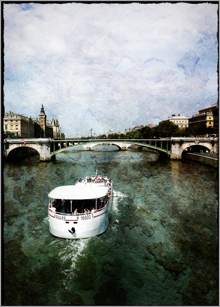 Paname Tour Boat