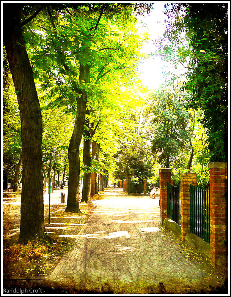 Public Gardents, Venezia