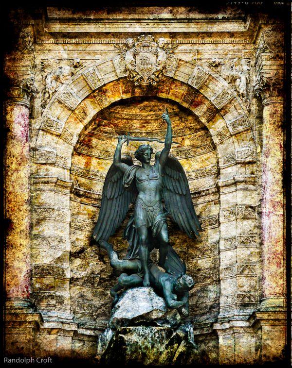 Monument to Napoleon III, Paris