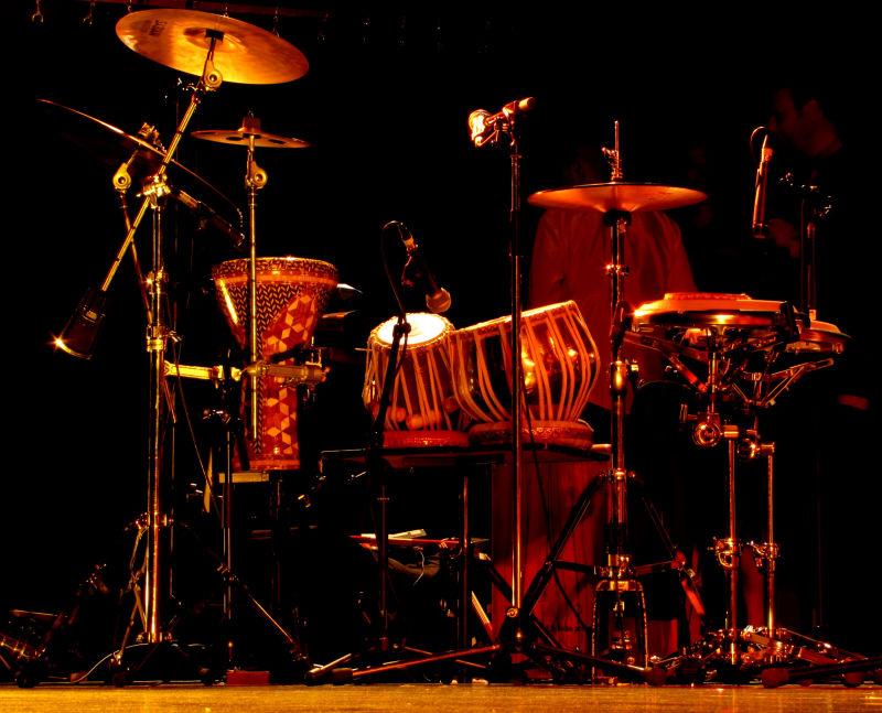 Raul Sengupta: Tabla, Percussion, Vocals