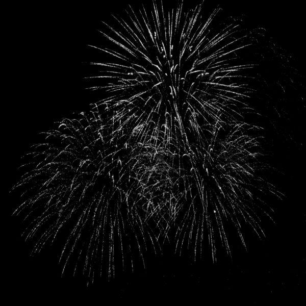 Swiss national day fireworks