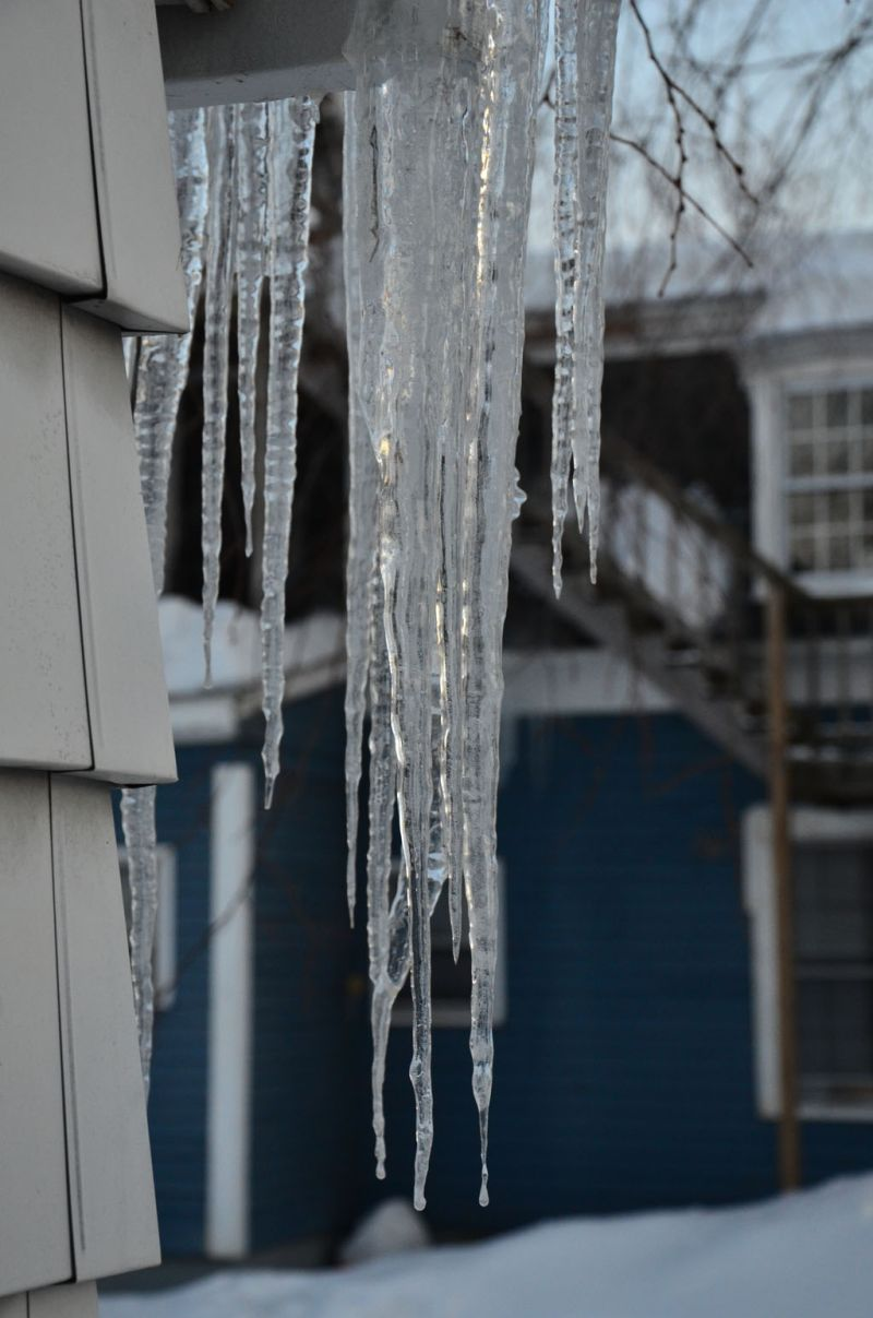 Cold Icicles