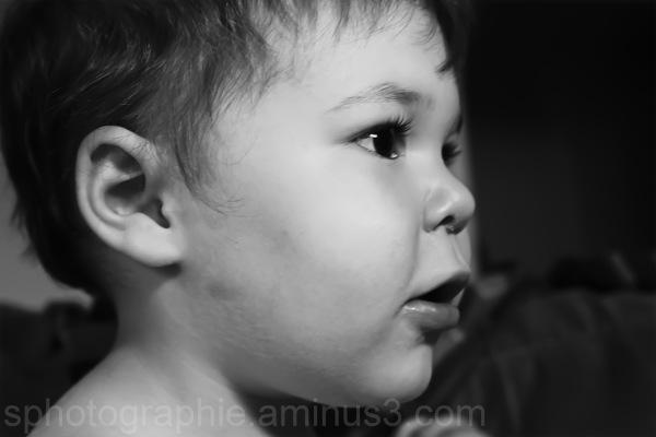 Mon petit garçon : )