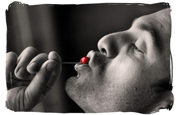 I just love cherries:)