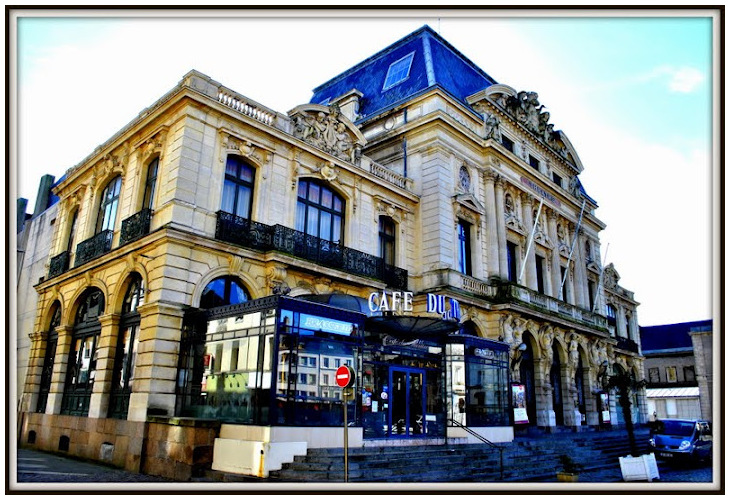 Théâtre à l'italienne de Cherbourg