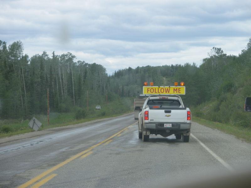 follow me truck
