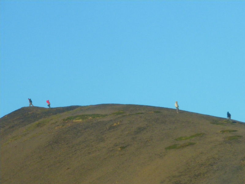 climbing mound
