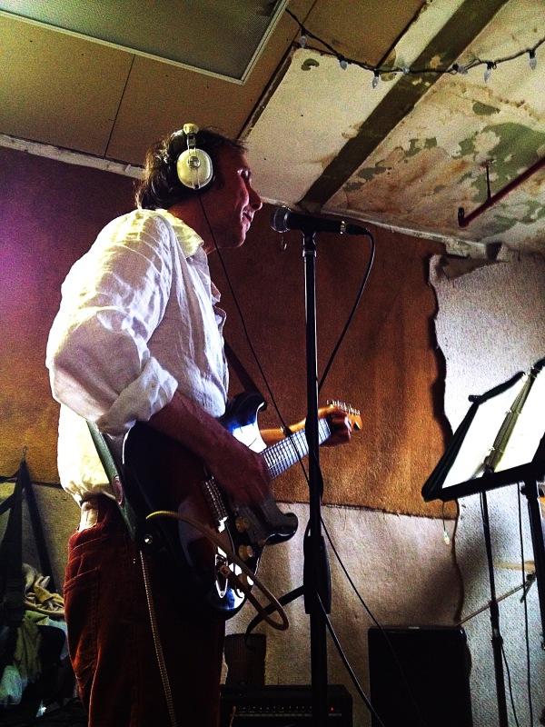 recording at Acorn Studios