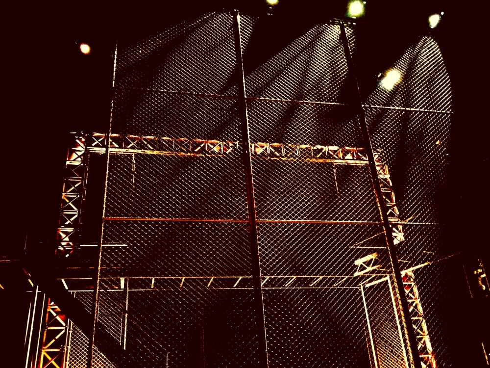 stage of Jersey Boys