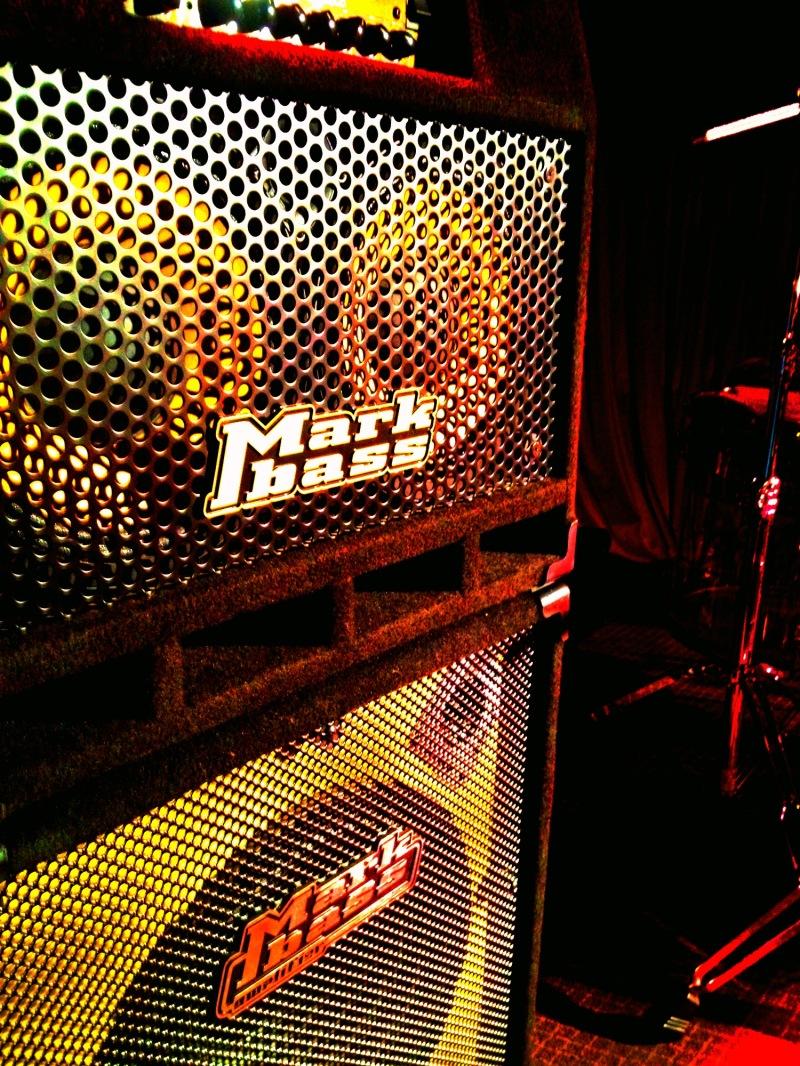 mark bass amp
