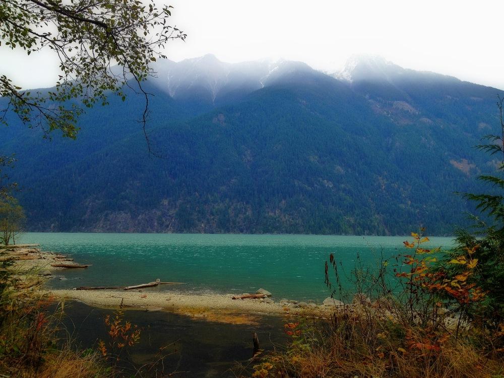 lilooet lake