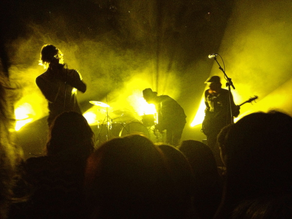 Current Swell at the commodore