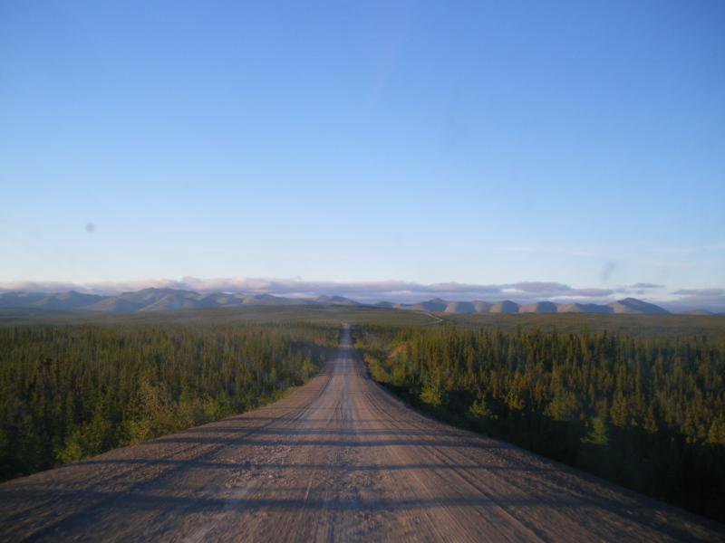 Long Gone to the Yukon