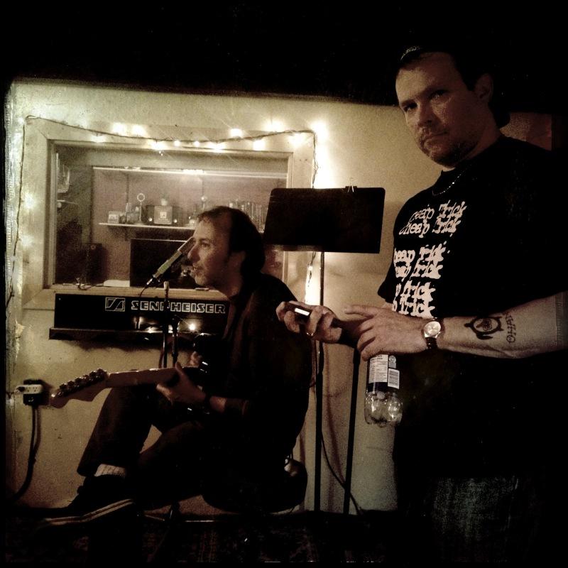 Levity ball recording at Clark Drive Studio